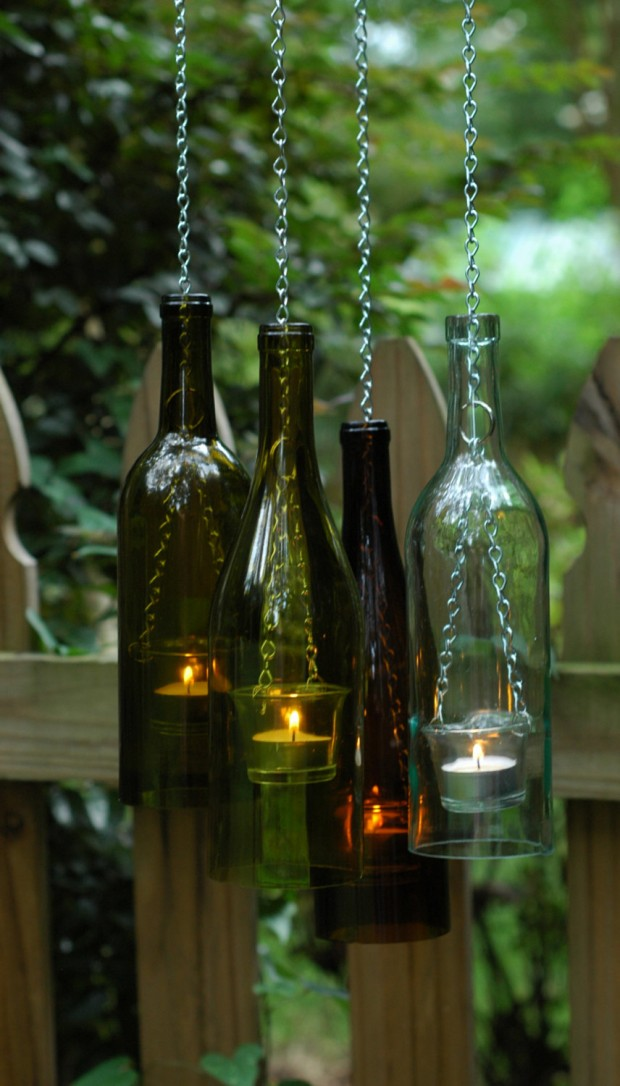 16 Decorative Handmade Outdoor Lighting Designs