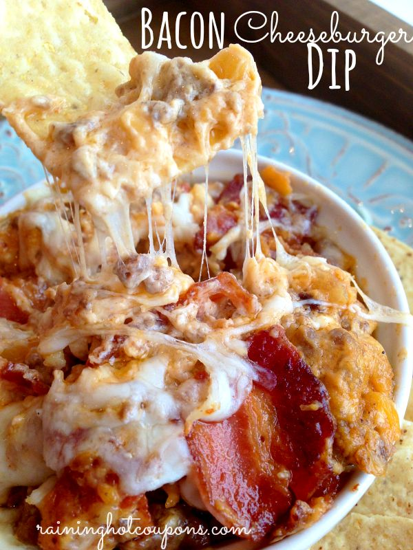 20 Delicious Appetizer and Dip Recipes