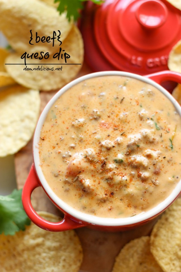 20 Delicious Appetizer and Dip Recipes  (9)