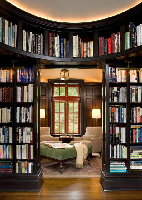 20 Elegant Reading Room Design Ideas for All Book Lovers (13)