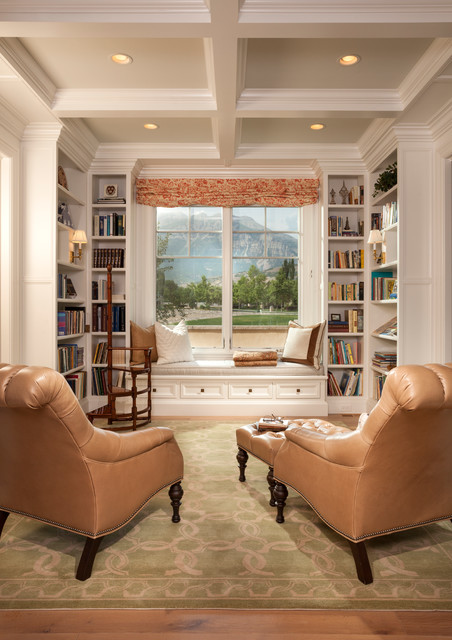 20 elegant reading room design ideas for all book lovers Small library room design ideas