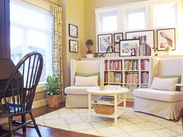 Ideas for Decorating a Reading Room