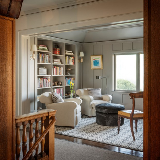 reading room design ideas