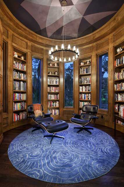 20 Elegant Reading Room Design Ideas for All Book Lovers (3)