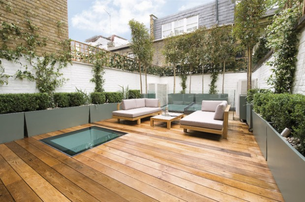 17 Elegant Roof Terrace Design Ideas - Style Motivation