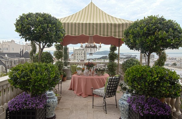 17 elegant roof terrace design ideas style motivation - Rooftop terrace beautiful and fresh rooftop decorating ideas ...