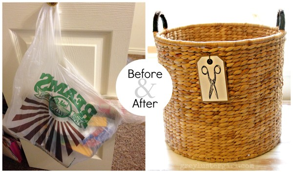 20 Great DIY Storage Basket Ideas
