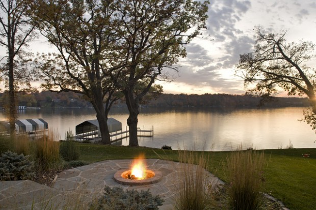 20 Great Fire Pit Ideas for Your Outdoor Area (15)