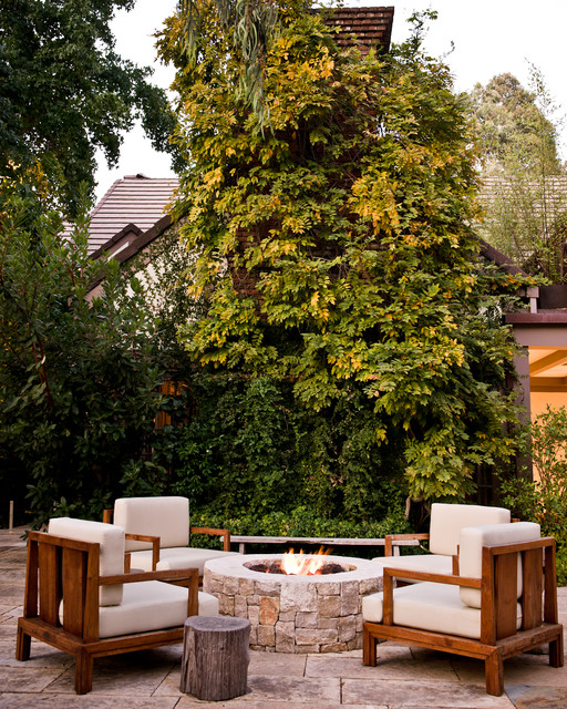 20 Great Fire Pit Ideas for Your Outdoor Area (3)