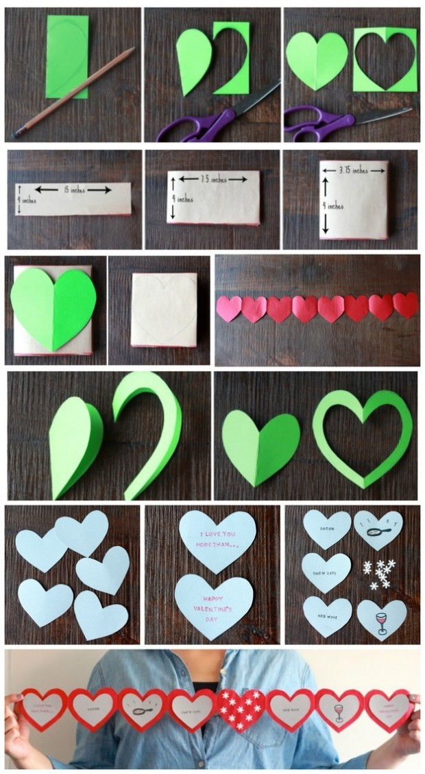 20 Lovely Last Minute Diy Valentine S Day Gift Card Style Motivation