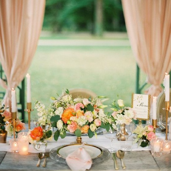 20 Romantic Flower Wedding Decoration Ideas (1)