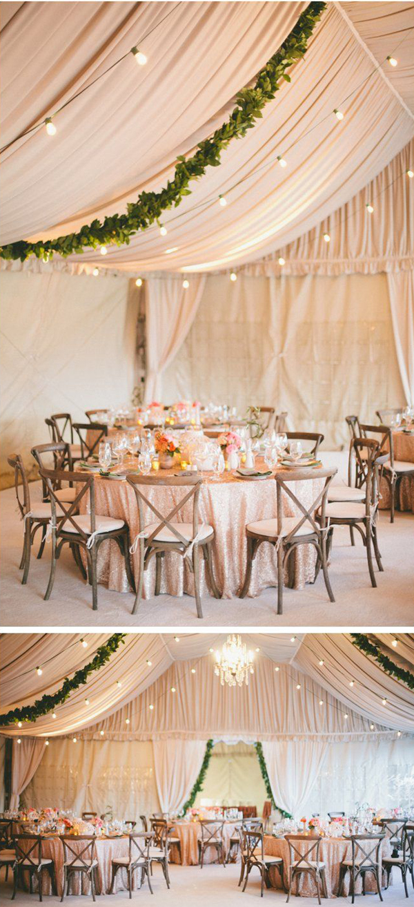 20 Romantic Flower Wedding Decoration Ideas (11)