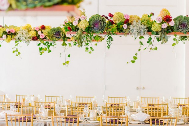 20 Romantic Flower Wedding Decoration Ideas (14)