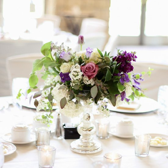 20 Romantic Flower Wedding Decoration Ideas (19)