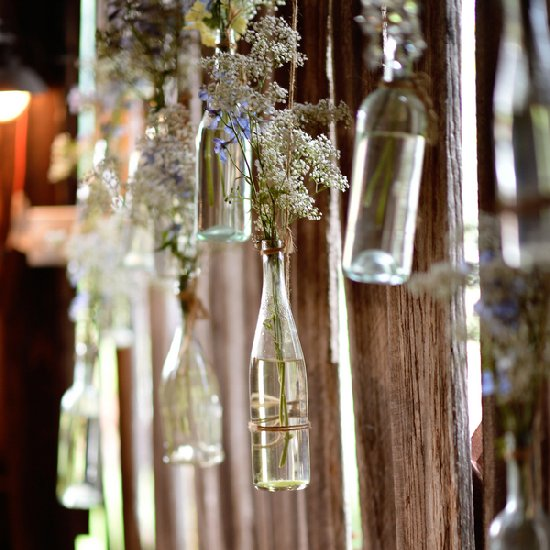 20 Romantic Flower Wedding Decoration Ideas (20)