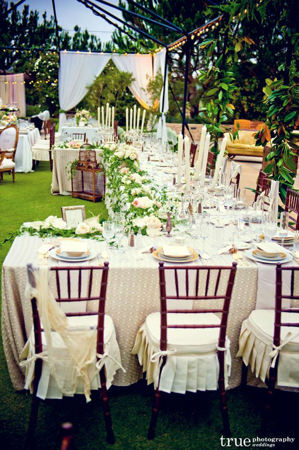 20 Romantic Flower Wedding Decoration Ideas (8)