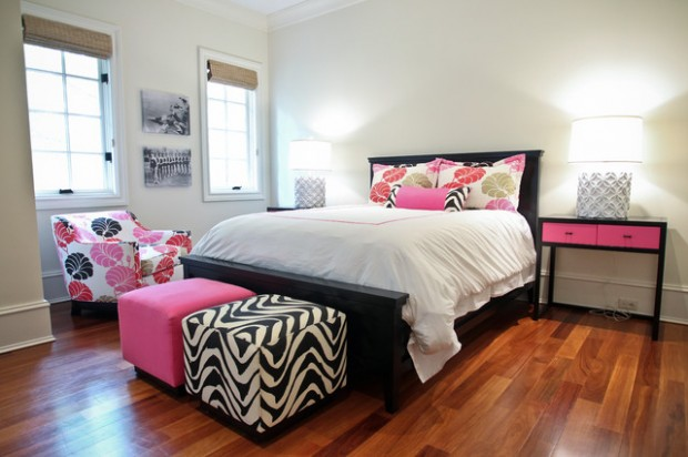 18 Amazing Pink Bedroom Design Ideas for Teenage Girls