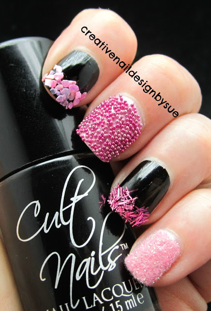 22 Sweet and Easy Valentine's Day Nail Art Ideas (10)