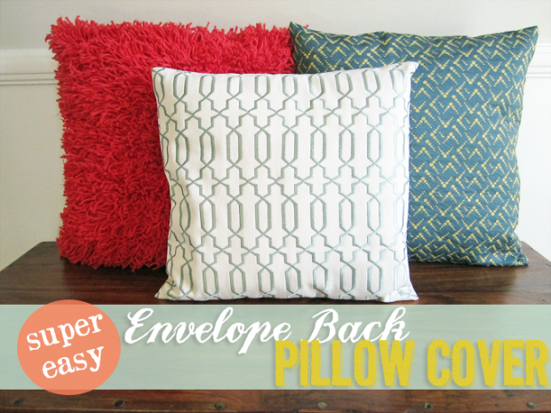 23 Decorative DIY Pillow Ideas for Your Home (1)