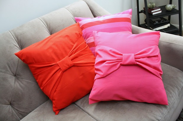 23 Decorative DIY Pillow Ideas for Your Home