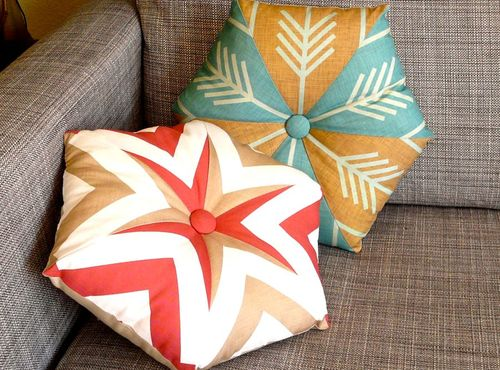 23 Decorative DIY Pillow Ideas for Your Home (4)