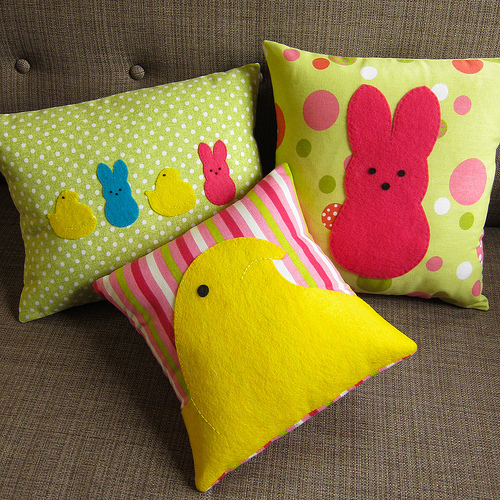 23 Decorative DIY Pillow Ideas for Your Home (5)
