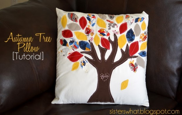 23 Decorative DIY Pillow Ideas for Your Home (6)