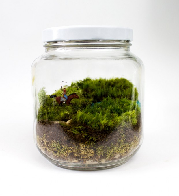 27 Small and Cute Themed Terrariums (15)
