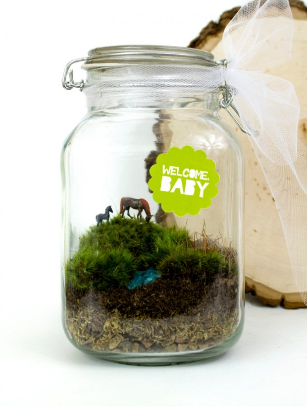 27 Small and Cute Themed Terrariums (22)