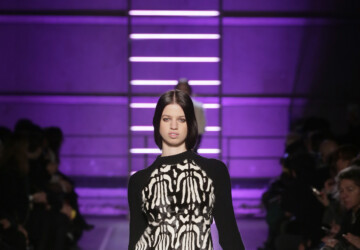 IRFE Fashion Show FW 14/15  - winter, runway, Paris Fashion Week, Olga Sorokina, IRFE, fashion week, autumn, 2014-2015