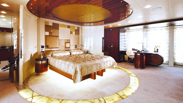 Design and Interior of luxury sailing and motor yachts All you need to know