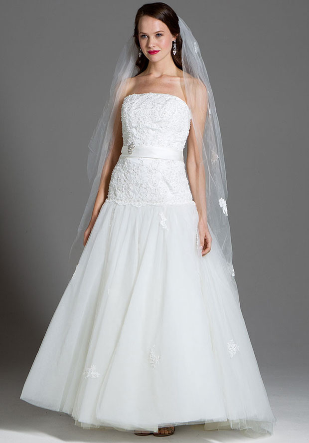 20 Beautiful Elegant Wedding Dresses - Style Motivation
