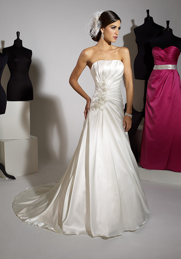 20 Beautiful Elegant Wedding Dresses