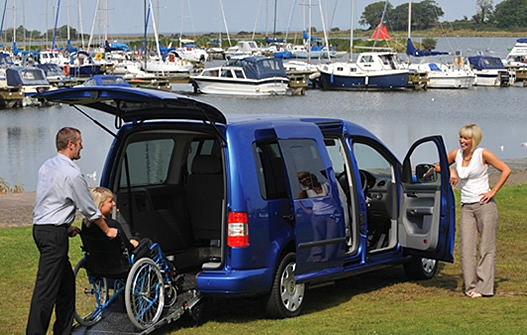Make Transport Easy and Comfortable with Wheelchair Accessible Vehicles