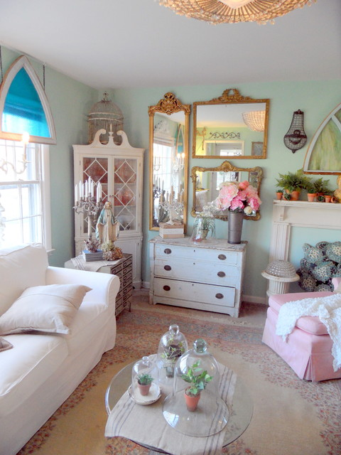 22 Dreamy Shabby Chic Interior Decor Ideas