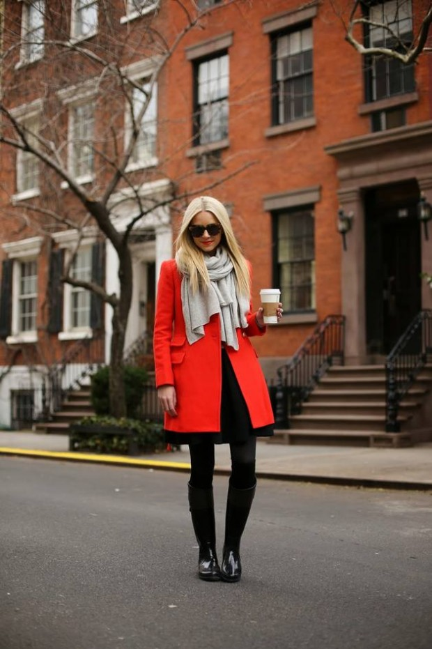 Dressing for Cold Weather 20 Stylish and Warm Outfit Ideas (1)