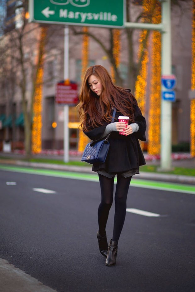 Dressing for Cold Weather 20 Stylish and Warm Outfit Ideas (16)