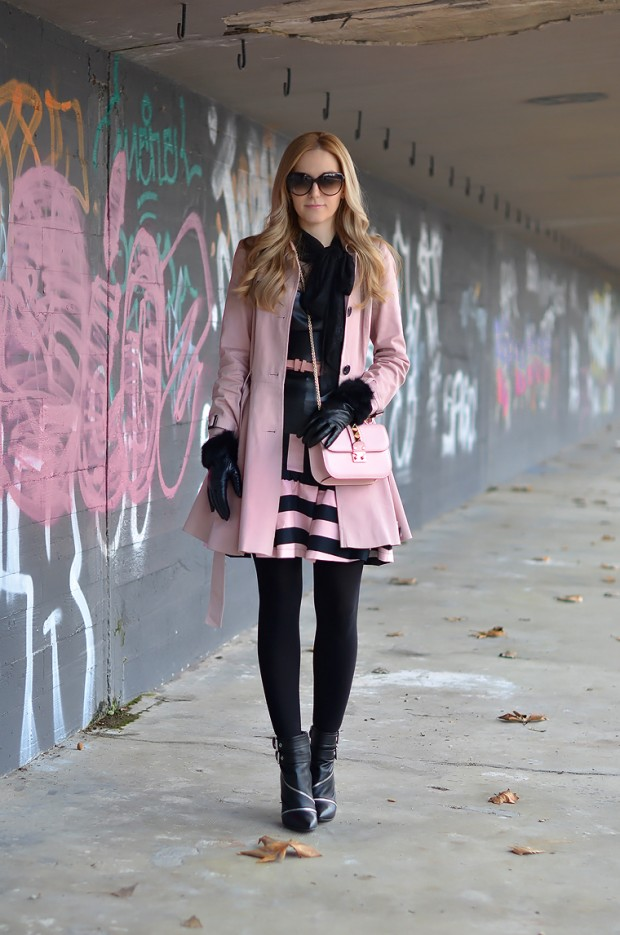 Dressing for Cold Weather 20 Stylish and Warm Outfit Ideas (8)