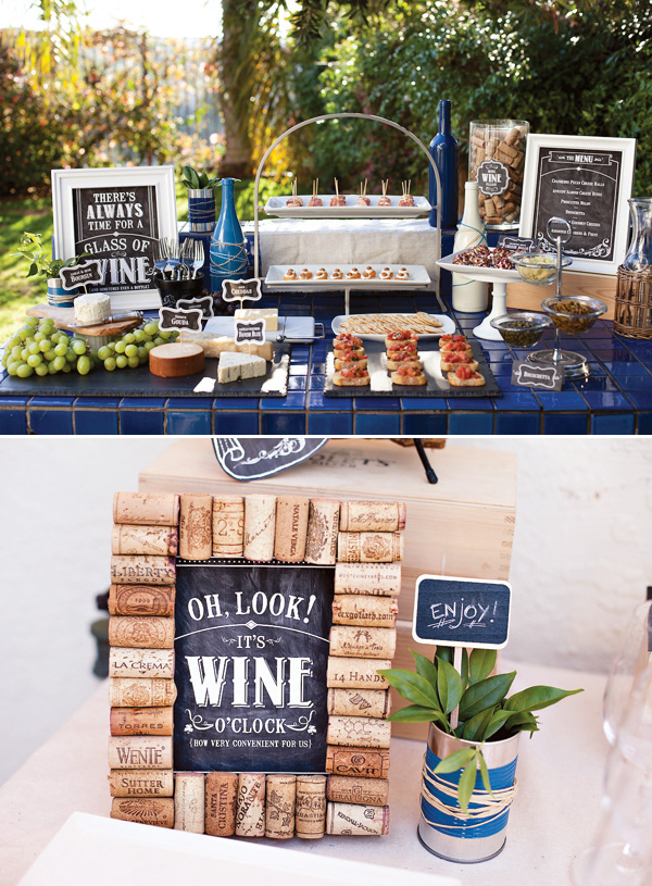 How to Organize The Best Bridal Shower At Home 22 Ideas That Your Guests Will Love (14)