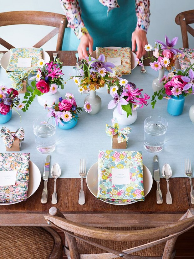How to Organize The Best Bridal Shower At Home 22 Ideas That Your Guests Will Love (15)