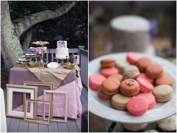 How to Organize The Best Bridal Shower At Home 22 Ideas That Your Guests Will Love (17)