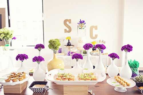 How to Organize The Best Bridal Shower At Home 22 Ideas That Your Guests Will Love (5)
