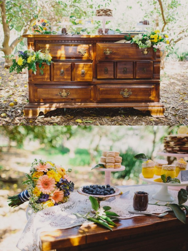 How to Organize The Best Bridal Shower At Home 22 Ideas That Your Guests Will Love (8)