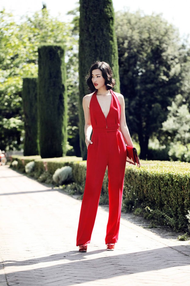 How to Wear Jumpsuit    (5)