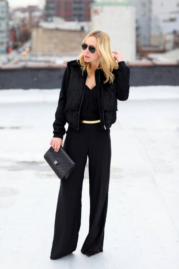 How to Wear A Jumpsuit: 17 Stylish Outfit Ideas