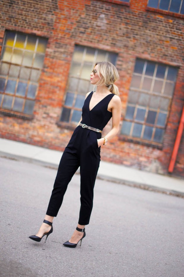 How to Wear Jumpsuit    (8)