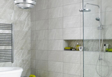 7 Amazing Bathroom Ideas for Your First Home - tiles, room ideas, home, flooring, bathroom
