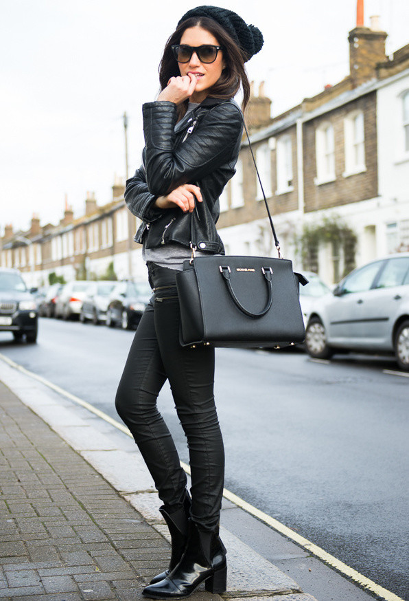 Stylish and Warm 20 Great Street Style Outfit Ideas (16)