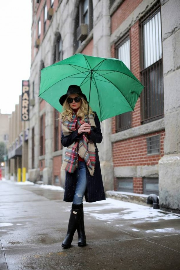 Stylish and Warm 20 Great Street Style Outfit Ideas (7)