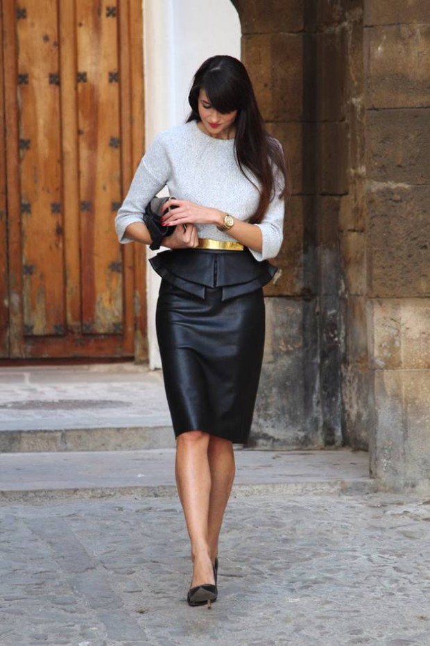 Trendy Skirts for This Season 21 Stylish Outfit Ideas  (10)